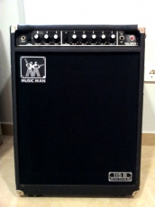 1970s Musicman Bass Amplifier