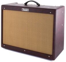 Fender Hot Rod III Deluxe Limited Edition Wine Red