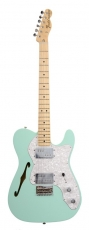 Fender Special Edition '72 Thinline Telecaster Surf Green
