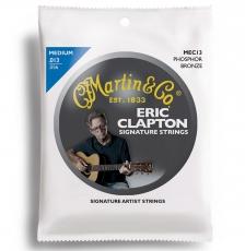 Martin MEC13 Clapton's Choice Σετ Ακουστικής (13-56)
