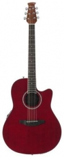 Ovation APPLAUSE Ruby Red AB24II-RR