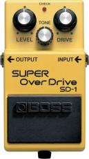 Πετάλι BOSS SD-1 Super OverDrive