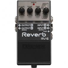 Πετάλι BOSS RV-6 Digital Reverb