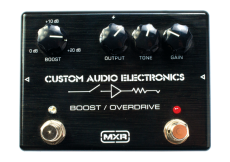 Πετάλι MXR MC402 Boost/Overdrive