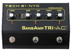 TECH 21 SansAmp TRI-A.C Programmable