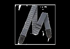 Ζώνη κιθάρας Dunlop Gray Grommet