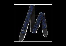 Ζώνη κιθάρας Dunlop Flambe Blue