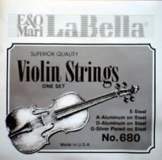 Σετ χορδές Βιολιού La Bella MOD 680
