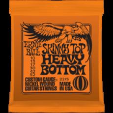 Ηλεκτρικής Ernie Ball Skinny Top-Heavy Bottom
