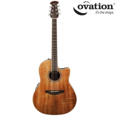 Ovation Celebrity Standard Plus Figured Koa CS24P-FKOA