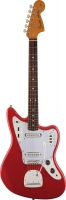Fender 60s Jaguar® Lacquer Fiesta Red