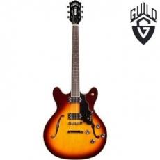 GUILD Starfire IV ST Maple Vintage Sunburst
