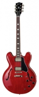 Gibson Memphis ES-335 Plain Faded Cherry