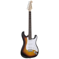 Jack and Danny Strat Rock RW SB Sunburst