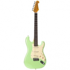 Jack and Danny Strat Vintage SGR Surf Green
