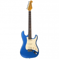 Jack and Danny Strat Vintage BL Blue