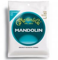Martin M400 Standard Bronze Σετ Μαντολίνου 0.10