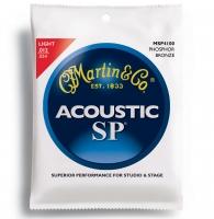 Martin MSP4100 Phosphor Bronze Σετ Ακουστικής (12-54)