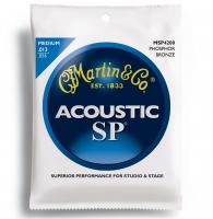 Martin MSP4200 Phosphor Bronze Σετ Ακουστικής (13-56)