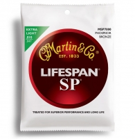 Martin MSP7000 Lifespan Phosphor Bronze Σετ Ακουστικής (10-47)