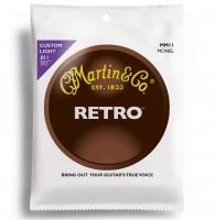 Martin RETRO MM11 MONEL Σετ Ακουστικής (11-52)