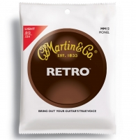 Martin RETRO MM12 MONEL Σετ Ακουστικής (12-54)