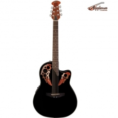 Ovation APPLAUSE Elite Black AE44-5