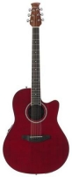 Ovation APPLAUSE Balladeer AB24II-R RRuby Red