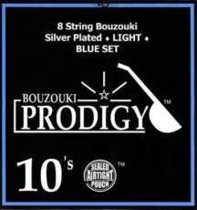 PRODIGY Blue Σετ Χορδές 8χορδου Μπουζουκιού