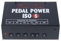 Voodoo Lab ISO5 Pedal Power