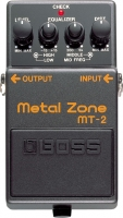 Πετάλι BOSS MT-2 Metal Zone