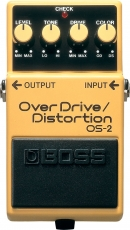 Πετάλι BOSS OS-2 OverDrive/Distortion