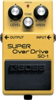 Πετάλι BOSS SD-1 Super OverDrive