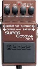 Πετάλι BOSS OC-3 Super Octave