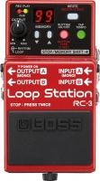Πετάλι BOSS RC-3 Loop Station