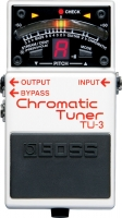 Πετάλι BOSS TU-3 Chromatic Tuner