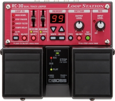 Πετάλι BOSS RC-30 Loop Station