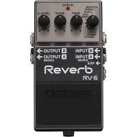 Πετάλι BOSS RV-6 Digital Reverb