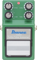 Πετάλι Ibanez TS9DX Turbo Tube Screamer
