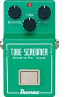 Πετάλι Ibanez TS808 The Original Tube Screamer