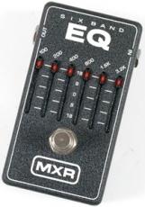 Πετάλι MXR 106 6 Band Equalizer