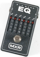 Πετάλι MXR 106 6 Band Equalizer
