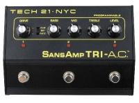 TECH 21 SansAmp TRI-A.C Programmable