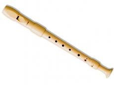 Φλογέρα Hohner Πλαστική C-Coprano Baroque σπαστή