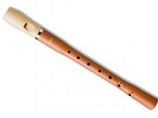 Φλογέρα Hohner Ξύλινη C-Coprano Baroque σπαστή