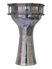 Τουμπερλέκι Αλουμινίου Σκαλιστό Ν2