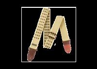 Ζώνη κιθάρας Dunlop Khaki Grommet