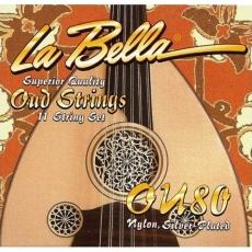 Σετ χορδές Ούτι La Bella