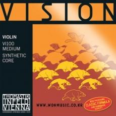 Σετ χορδές Βιολιού Thomastik Vision 100