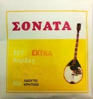 Σετ Χορδές Λαούτου Κρητικού Extra Sonata